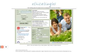 ethicalvegans.com website