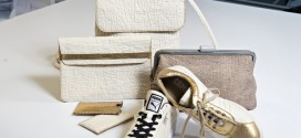 innovative textile technology called PIÑATEX™ uses pinapple leaves to create fake leather products